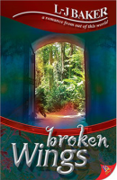 Broken Wings by L-J Baker