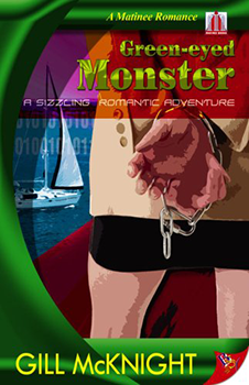 Green-eyed Monster by Gill McKnight
