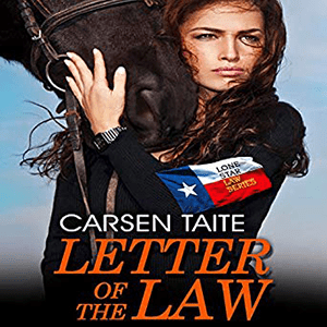 Letter of the Law by Carsen Taite