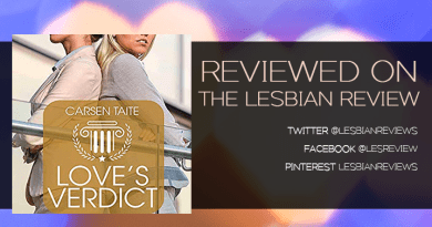 Love's Verdict by Carsen Taite