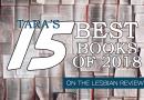 Tara's top 15 f/f books of 2018