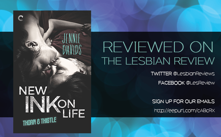 New Ink On Life by Jennie Davids