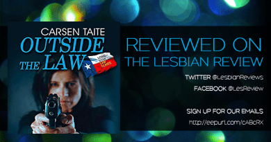 Outside the Law by Carsen TaiteOutside the Law by Carsen Taite