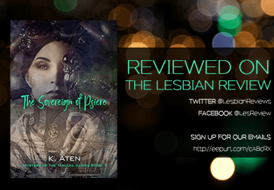 The Sovereign Of Psiere by K. Aten: Book Review