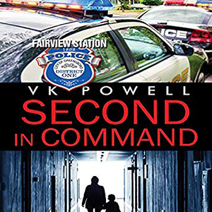 Second in Command by VK Powell