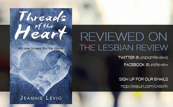 Threads of the Heart by Jeannie Levig: Book Review