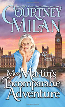 Mrs Martins Incomparable Adventure by Courtney Milan