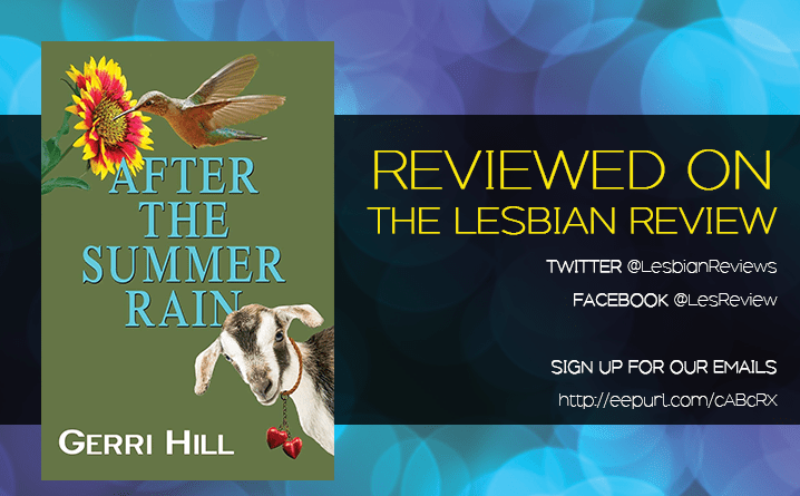 After The Summer Rain by Gerri Hill: Book Review