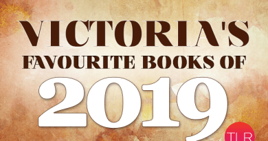 Victoria's Top 15 Books of 2019