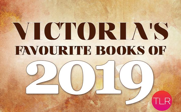 Victoria's Top 15 Books of 2019