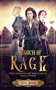 A Touch Of Rage by Nita Round