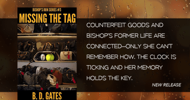 Missing the Tag by BD Gates: New Release