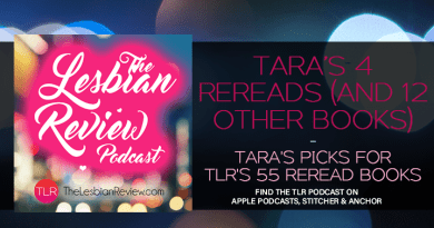 Tara's 4 rereads and 12 other books