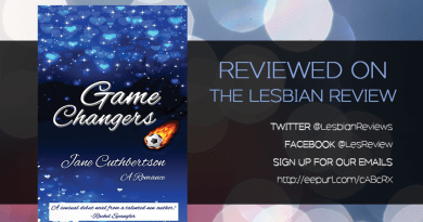 Game Changers by Jane Cuthbertson