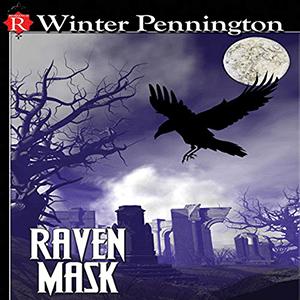 Raven Mask by Winter Pennington