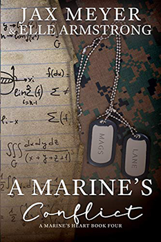 A Marine's Conflict by Jax Meyer