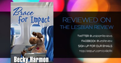 Brace for Impact by Becky Harmon