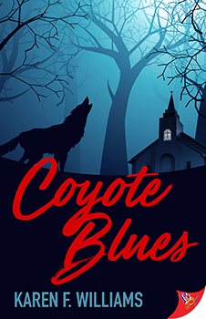 Coyote Blues by Karen F Williams