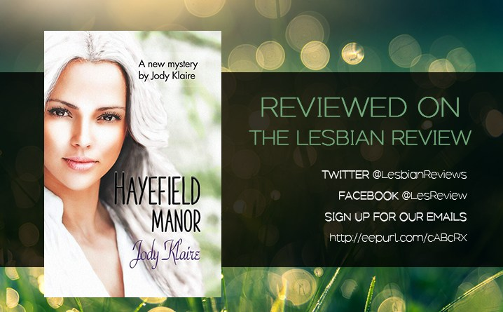 Hayefield Manor by Jody Klaire