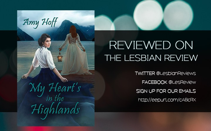 My Heart's in the Highlands by Amy Hoff: Book Review