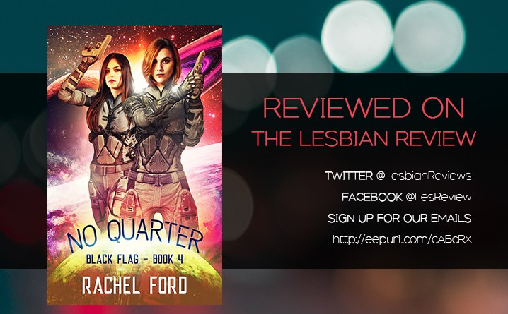 No Quarter by Rachel Ford