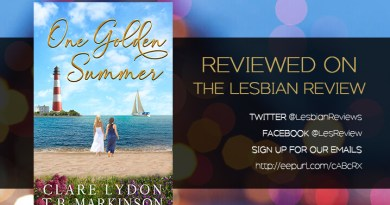 One Golden Summer by Clare Lydon and TB Markinson