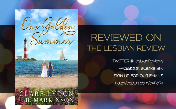 One Golden Summer by Clare Lydon And TB Markinson: Book Review