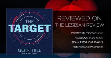 The Target by Gerri Hill