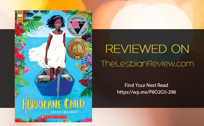Hurricane Child by Kacen Callender