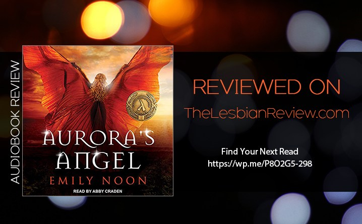 Auroras Angel by Emily Noon