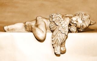 Sleep Like An Angel - The Leslie Link