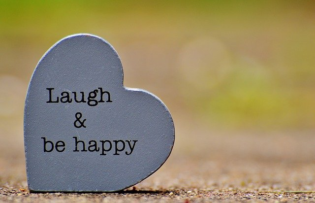 Laugh-and-be-happy