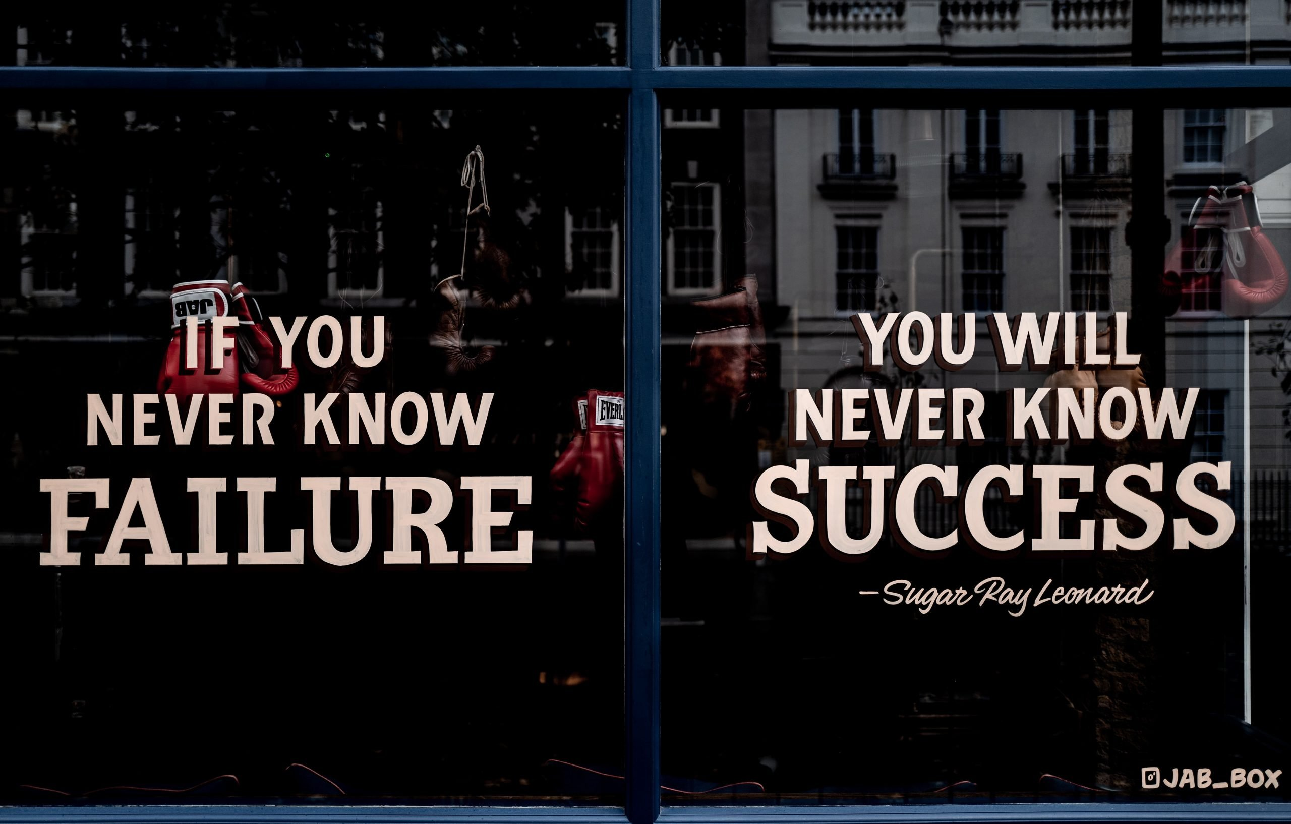 Forget-About-Failure