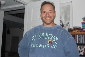 The Official Beer Guru of The Less Desirables, C. Jay Platt