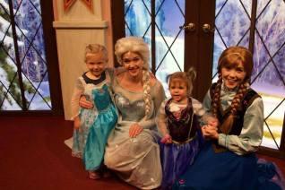 The Letneys Take Disneyland
