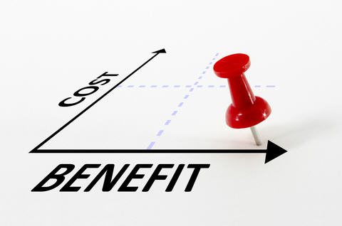 cost benefit concept