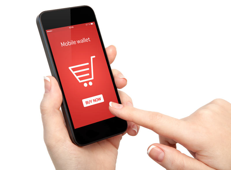 mobile online shopping