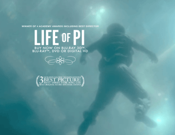 life of pi home page background video