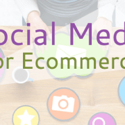 social media for ecommerce people and icons featured image