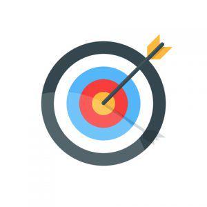 target market for web design concept