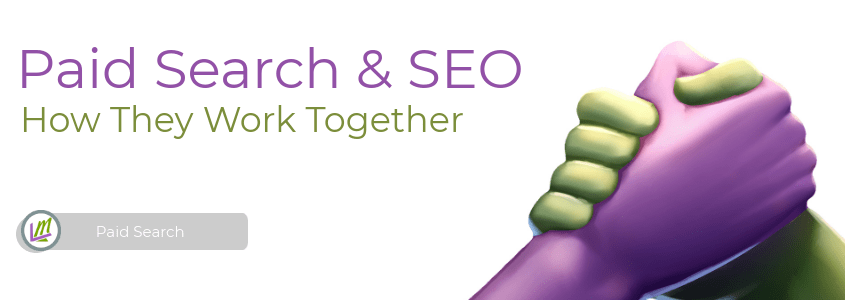 how paid search and seo work together featured