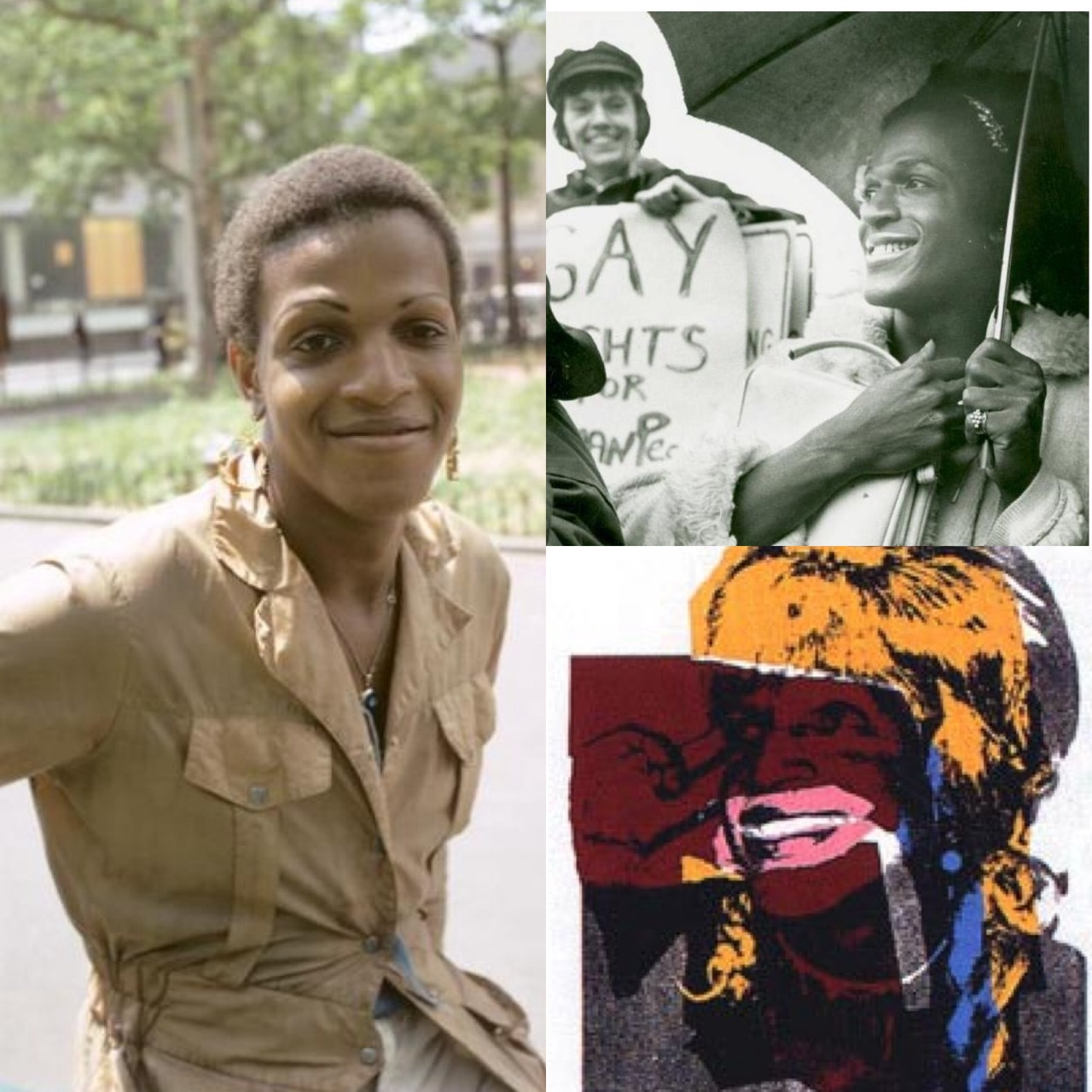 Image result for marsha p johnson