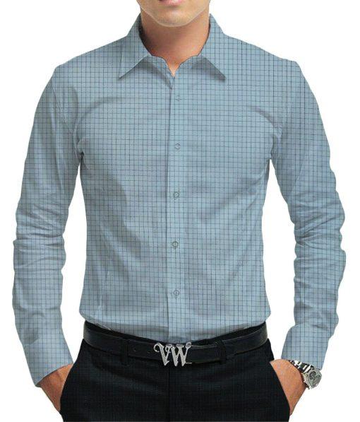 Reid & Taylor Trouser & Raymond Shirt Fabric