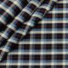 Exquisite Men's Cotton Checks Unstitched Shirting Fabric (Multicolor)
