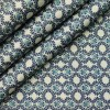 Solino Men's Cotton Printed 2.25 Meter Unstitched Shirting Fabric (Oyster Beige )