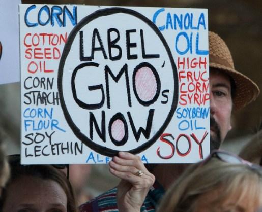 GMO label law-NY