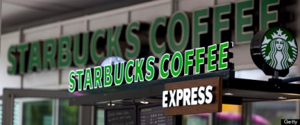 Starbucks Corp. Coffee Stores In The German Capital