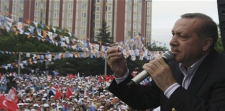 Turkish PM wins[1]