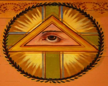 Eye of Amen Ra