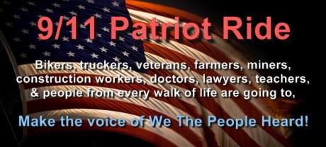 911 Patriot Ride 1